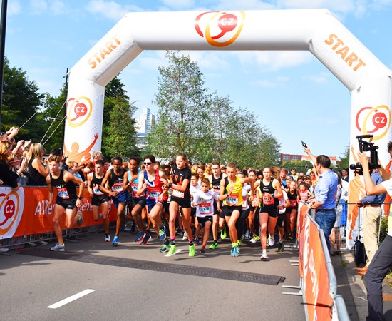 32e CZ Tilburg Ten Miles: 1 september 2019